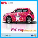 Etiqueta engomada del coche, vinilo del pegamento del PVC de la impresión de la pantalla