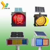 Semaforo solare di prezzi di fabbrica LED