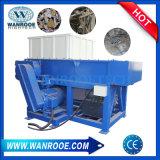 Hochleistungsreißwolf für harten industriellen Pappfabrik-Plastikpreis