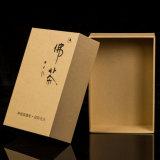 Contenitore di imballaggio personalizzato casella professionale del tè del documento del contenitore di imballaggio del tè di disegno