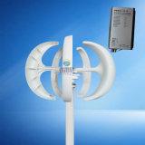 Белый, 300 Вт 12V вертикальный ветровой турбины Комплект генератора с MPPT гибридный контроллера и 1000W Чистая синусоида инвертор