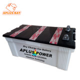Сухой аккумулятор зарядки свинцовых аккумуляторов Turck 12V200ah N200 190h52