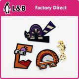 Heiße verkaufenform-Stickerei-kundenspezifische Änderungen am Objektprogramm für Kleid