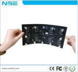 Heißer Verkauf P5 flexible Video-Innenwand der LED-Bildschirmanzeige-weiche flexible LED Module/LED der Bildschirmanzeige-Screen/LED