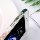 Luxuxblatt PC Telefon-Kasten für iPhone 7