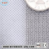 40 mailles de 304 316 316L Stainless Steel Wire Mesh