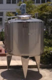 Mezclador del jugo con el calentador para la industria alimentaria