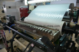 La economía de 300mm satinadora de fusión en caliente para papel autoadhesivo