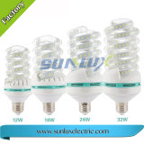 3With5With7With9With12With16With23W U Mais-Licht der Form-SMD2835 LED