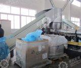 El reciclaje de residuos de plástico de la máquina de peletización