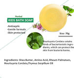아기와 아이 (과민한 피부를 위한 항균 바디 세척)를 위한 모든 자연적인 목욕과 세척 비누