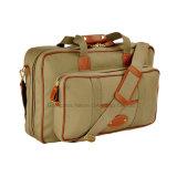 メンズ短い週の休日の標準的なキャンバス旅行袋