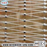 再生利用できり、耐久のステンレス鋼の動物園機構の網