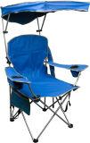 Dosel de Sombra regulable plegable Silla de Camping de playa con sombrilla