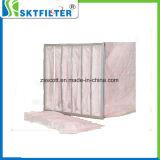 Polyester-mittlerer Beutelfilter