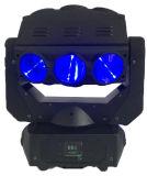 Het Nieuwe 9*12W 4in1 RGBW Licht van het Magische LEIDENE van Rasha Lichte Bewegende Hoofd LEIDENE van de Spin Effect van de Spin voor de Staaf van het Stadium van TV