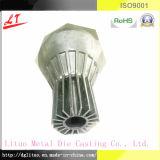 La precisione delle coperture dell'indicatore luminoso di via della pressofusione LED le parti della pressofusione
