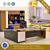 Escritorio de oficina moderno modificado para requisitos particulares del escritorio ejecutivo de madera (HX-8N1457)