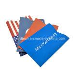 Protecteur polychrome de passeport de carte d'IDENTIFICATION RF de papier d'imprimerie