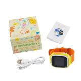 Q90 GPS het Mini anti-Verloren Horloge van de Drijver Baby met Sos van het Scherm van de Aanraking WiFi de Plaats Devicetracker van de Vraag voor de Veilige Monitor van Kinderen