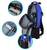 Efeito luminoso mochila Saco de ombro Bolsa de viagem Casual mochila