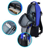 A trouxa do ombro do dobro do curso da luz da noite ostenta o Schoolbag ocasional do saco do presente