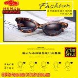 66184 óculos de sol unisex do estilo dos olhos de gato da forma nova