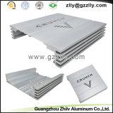 Dissipatore di calore di alluminio dell'automobile dell'espulsione