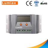 Het ZonneControlemechanisme van de Last van het Systeem van het Huis PWM 40A LCD 12V 24V