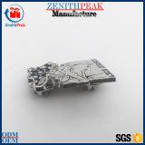 Ferro personalizado crachá Pin de lapela de Prata