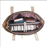 Frauen-Weinlese-annehmbares Handtaschen-Schulter-Beutel-Kurier-Beutel-Frauen-Beutel-Set