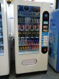 Distributeur automatique LV-205f-a de casse-croûte combiné de prix usine pour des frites et des biscuits