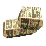 Caixa descartável feito-à-medida do empacotamento de alimento do fabricante