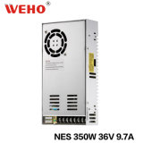 Bloc d'alimentation de la série 36V 10A de Weho SMP 350W Nes
