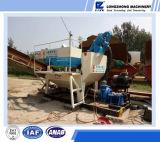Bon prix machine de recyclage de sable avec séparateur