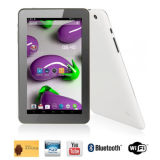 "9 "" Quad core Kitkat tablette Android 4.4 A33 8GB double caméra WiFi clavier groupés"