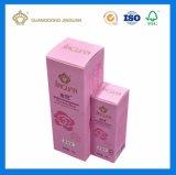 Cadre de empaquetage de Skincare de ventes de carton de produits de beauté faits sur commande chauds de papier (une vente une librement)