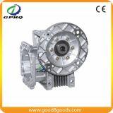 Motor de la caja de engranajes de la velocidad del gusano de Gphq Nmrv75 1.5kw