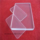 Bibo R5 à l'angle de la plaque de quartz clair avec le Laser