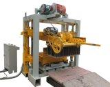 機械を作る手動コンクリートブロック
