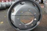 22,5 X8.25 высокое качество бескамерные колеса погрузчика обод колеса,колеса грузовика,коммерческих стали бескамерные колеса