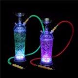 Neue Entwurfs-acrylsauerqualität Shisha Nargile mit LED-Licht