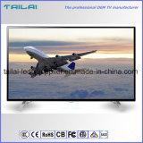 StandardFernseher DES Soem-CB Cer-dünner UHD 4K flachen des Bildschirm-LED analoger Fernsehapparat-Tuner