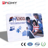 Antifraude Uid único billete de papel de RFID para identificación