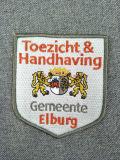 Emblema do bordado da qualidade de Hight, e costume da correção de programa