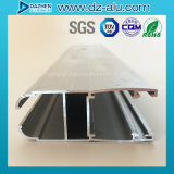 Aluminiumfenster-Tür-Profil für kundenspezifischen Service Libyen-Liberia Markt