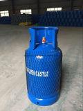 12.5kg autoguident le cylindre de gaz de LPG d'utilisation LPG faisant cuire le cylindre de gaz