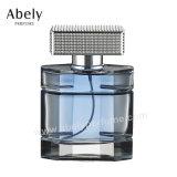 Bouteille de parfum en verre d'enduit noir oriental de couleur d'ODM/OEM