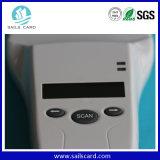 Leitor animal Handheld da identificação do ISO 11784/5 Fdx-B RFID da alta qualidade