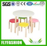 Таблица малышей деревянного цветка мебели форменный для сбывания (KS-48)